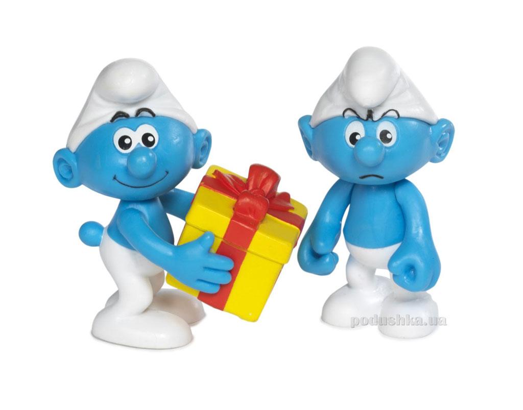 Набор фигурок Шутник и Ворчун The Smurfs 49608