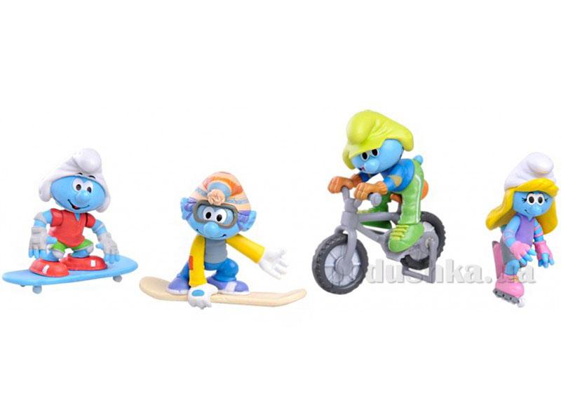Набор фигурок Смурфы Спорт The Smurfs 61277