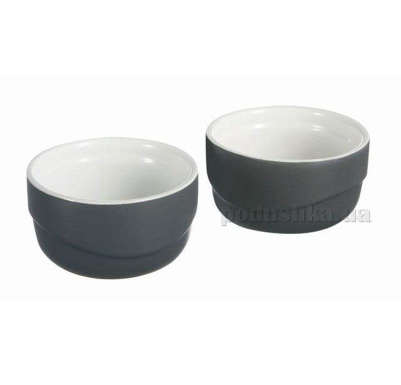 Набор форм Pyrex Wawe Grey Mat C312S04