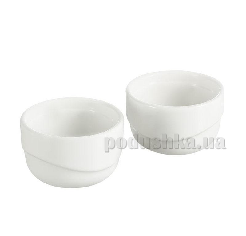 Набор форм Pyrex Wawe White C312S01