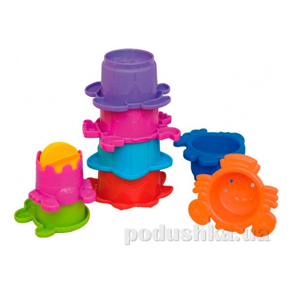 Набор формочек-животных для ванной Bkids 00685