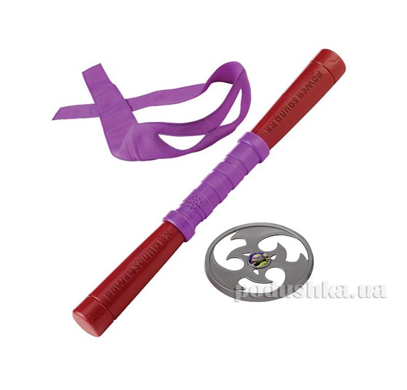 Набор игрушечного звукового оружия серия Черепашки Ниндзя TMNT 92102