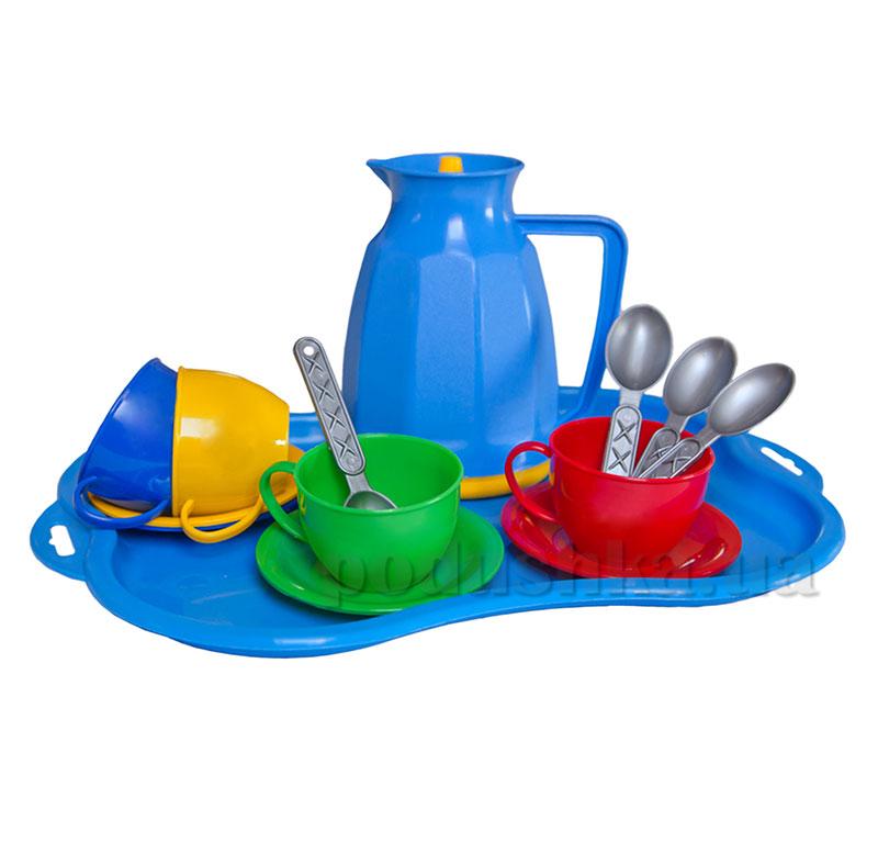 Набор игрушечной посуды Маринка 9 Технок 35-1-0437