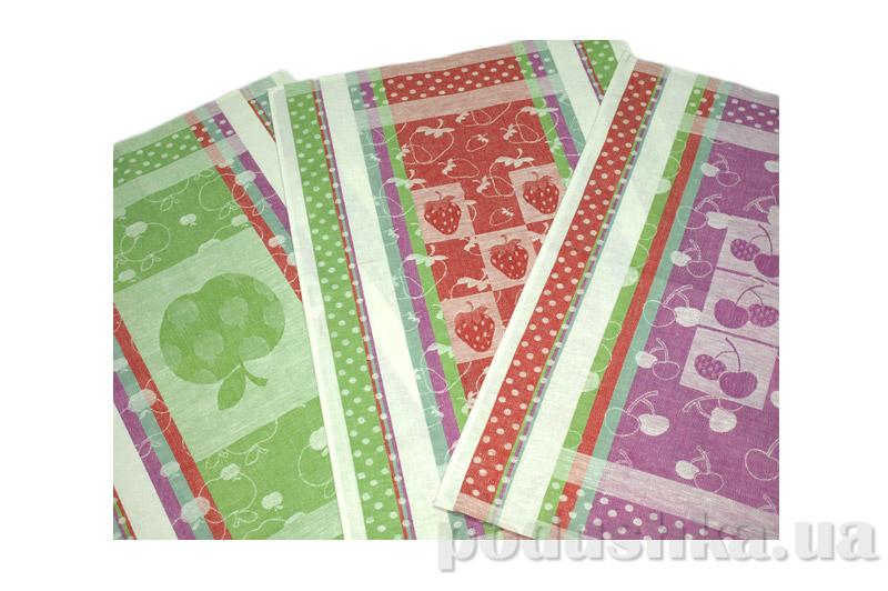 Набор из 3 кухонных полотенец Джем 13С374-ШР Белорусский лен