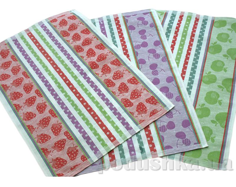 Набор из 3 кухонных полотенец Желе 13С376-ШР Белорусский лен