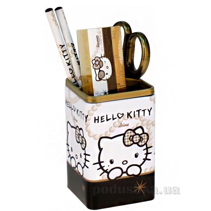 Набор канцелярский настольный Hello Kitty Diva Kite HK14-214K