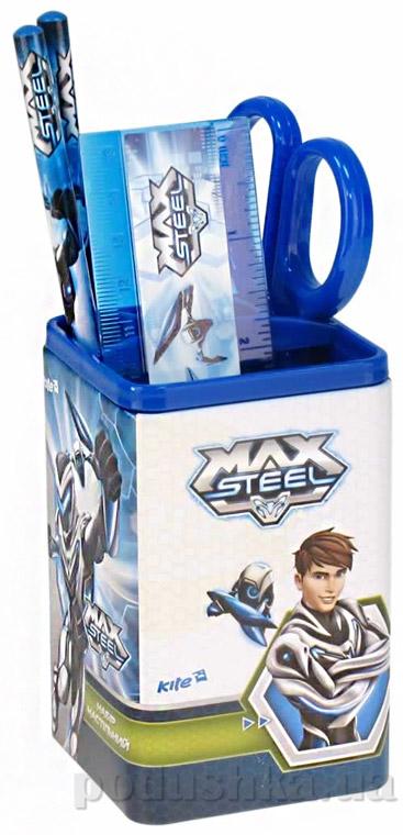 Набор канцелярский настольный Max Steel Kite MX14-214K