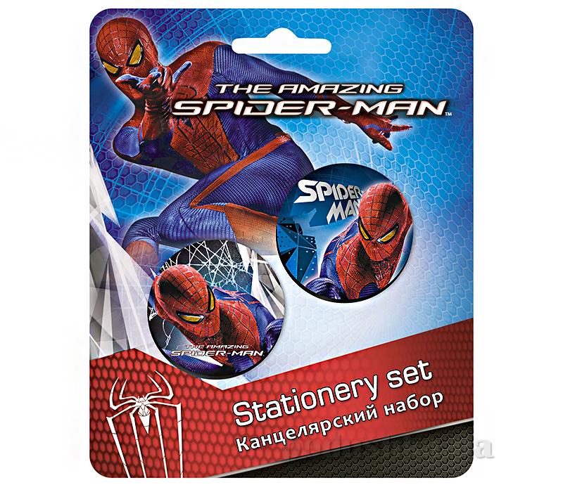 Набор канцелярский в блистере Spider-man SM4U-12S-220-BL
