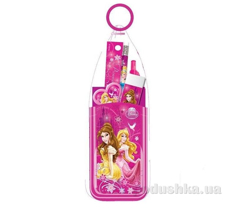 Набор канцелярский в пакете с кольцом Princess
