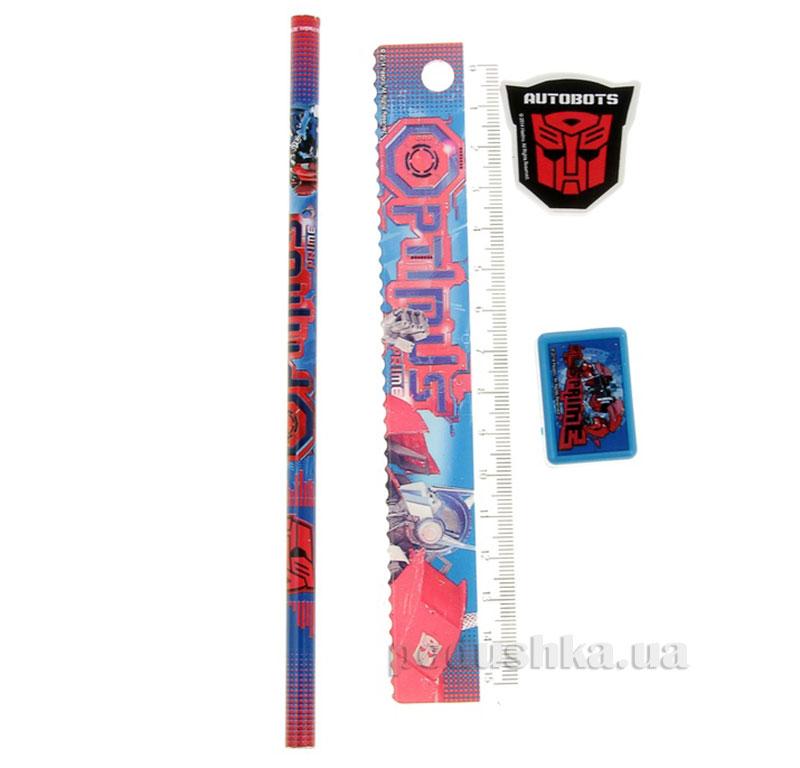 Набор канцелярский в пакете Transformers TRBB-US1-5020-H