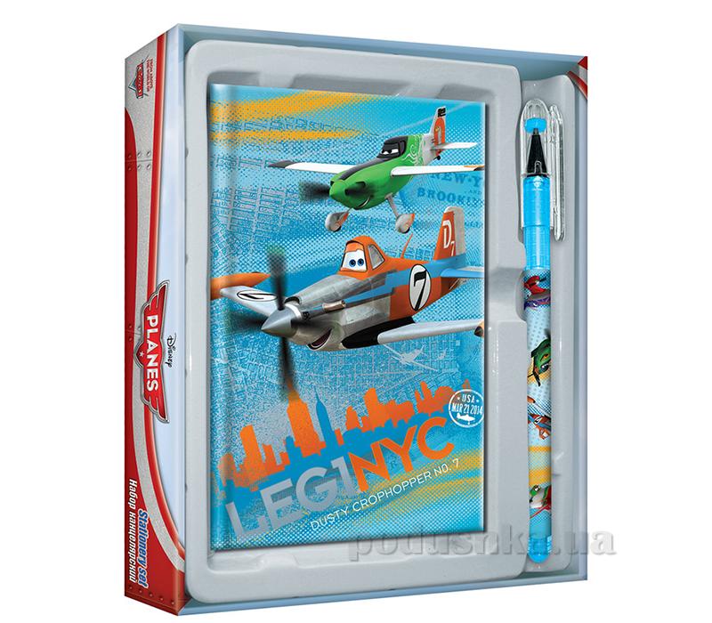 Набор канцелярский в подарочной коробке Самолеты PLAB-US1-1M-6