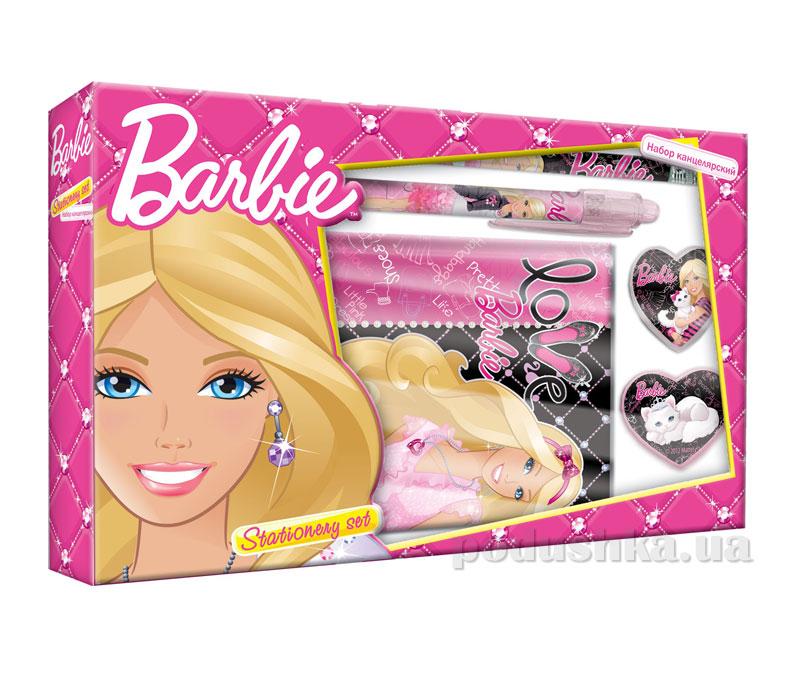 Набор канцелярский в подарочной коробке Barbie BRAB-US1-360