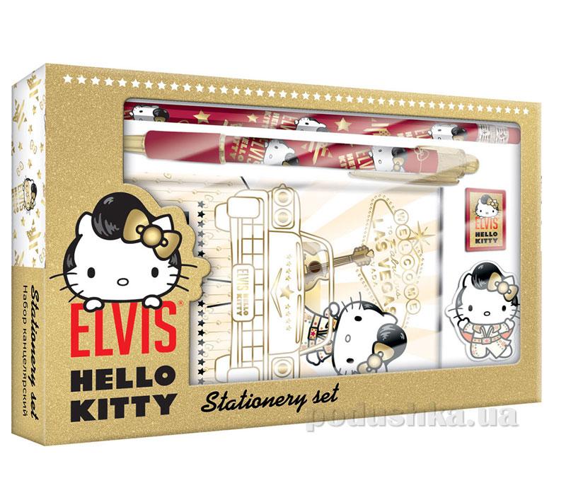 Набор канцелярский в подарочной коробке Hello Kitty HKAP-US1-360