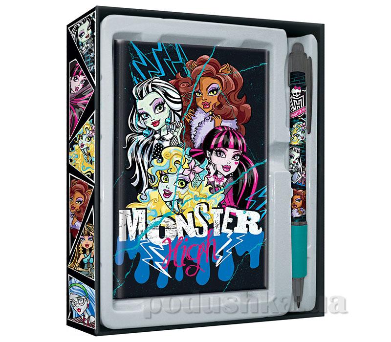 Набор канцелярский в подарочной коробке Monster High
