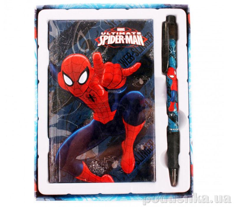 Набор канцелярский в подарочной коробке Spider Man SMAB-US1-340
