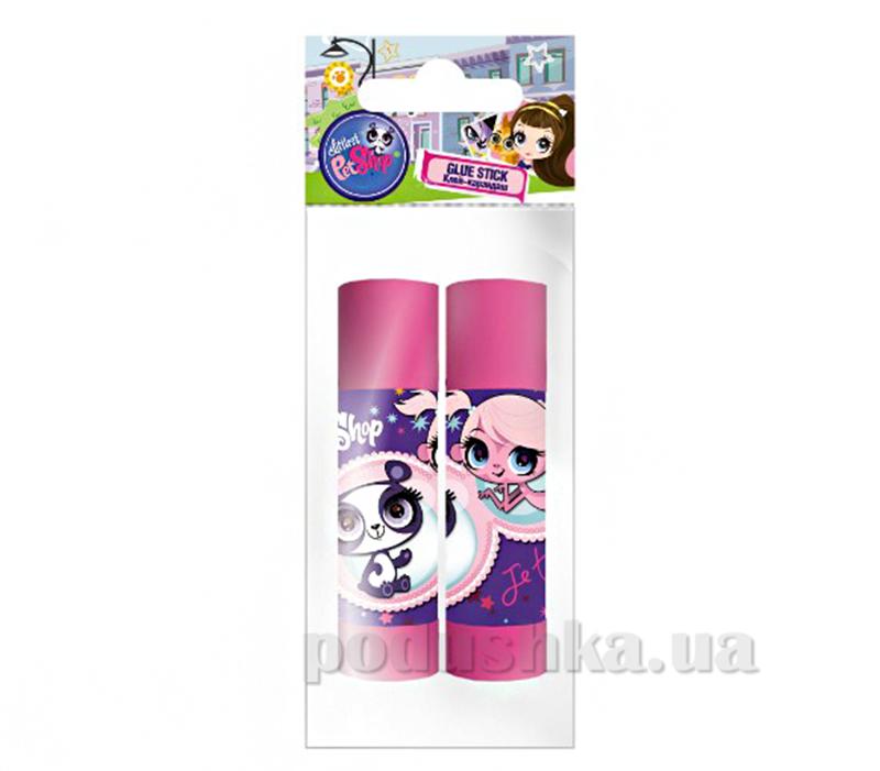 Набор клей-карандашей Littlest Pet Shop LPBB-US1-9G-H2