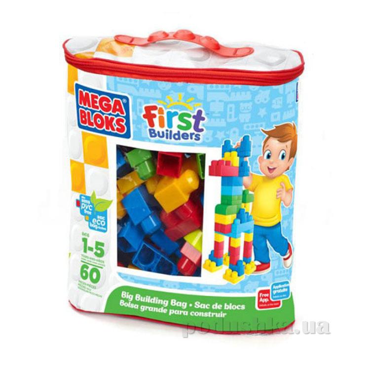 Набор конструктора в пакете Классический серии Первые строители 8416 Mega Bloks