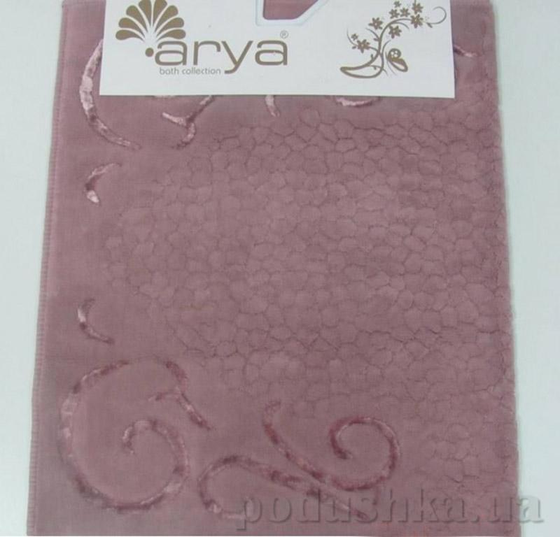 Набор ковриков для ванной комнаты Beysehir Arya 1380037 розовый