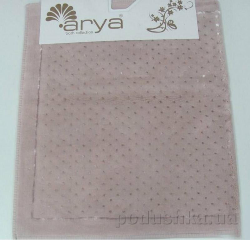 Набор ковриков для ванной комнаты Point Arya 1380040 розовый