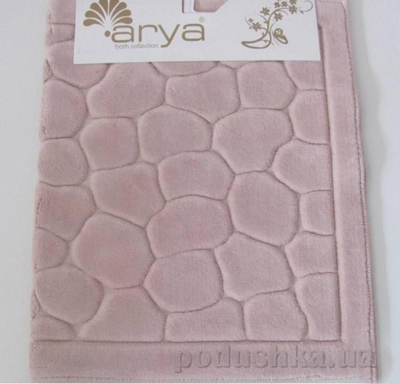 Набор ковриков для ванной комнаты Tas Arya 1380042 розовый