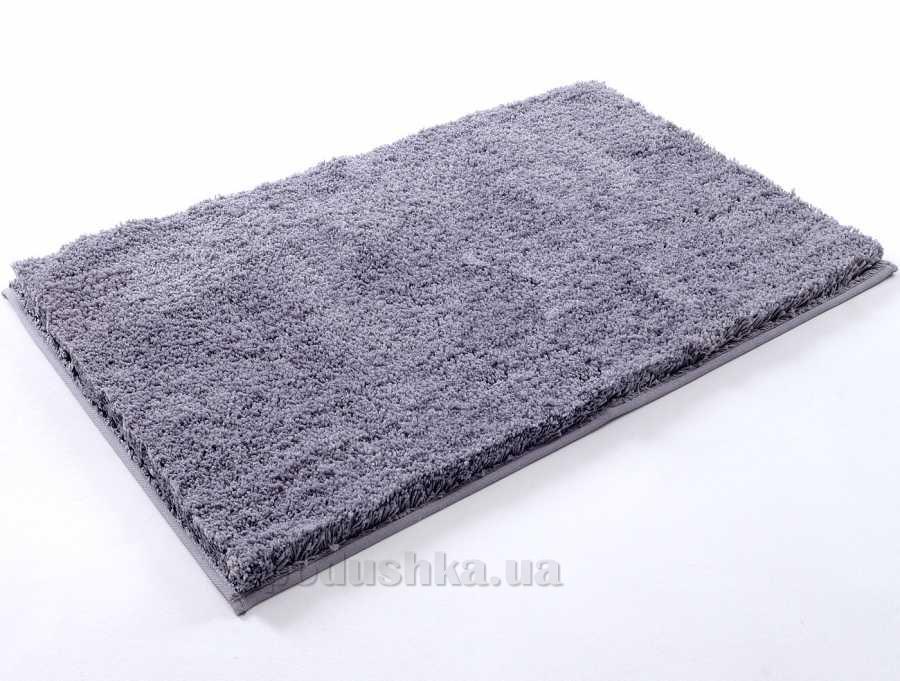Набор ковриков в ванную Irya Floor серый