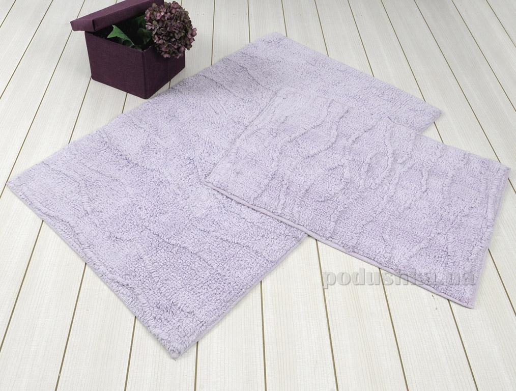 Набор ковриков в ванную Irya Jasmine сиреневый