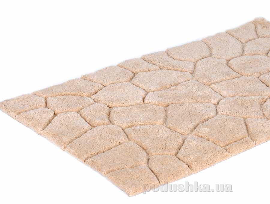 Набор ковриков в ванную Irya Stone бежевый