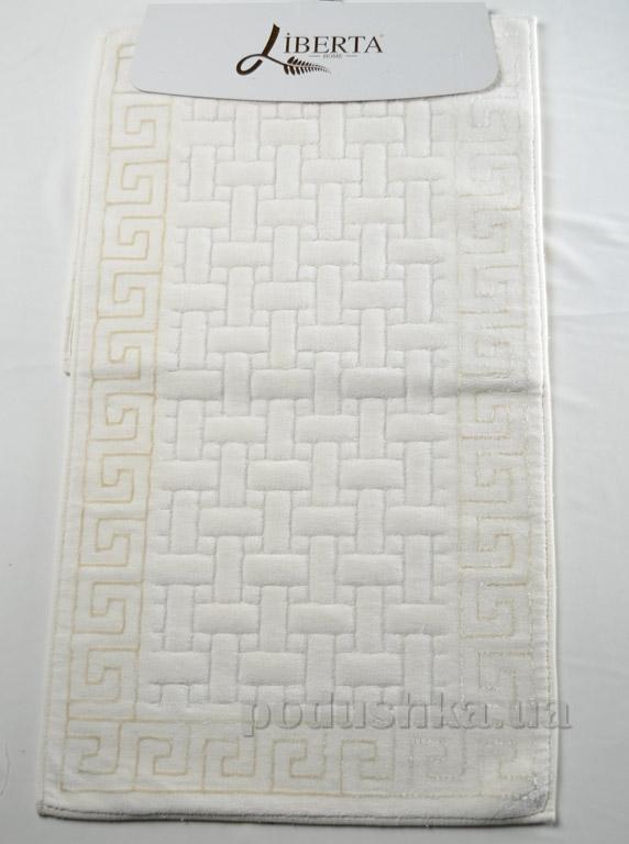 Набор ковриков в ванную Liberta Greece кремовый