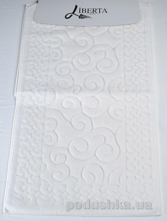 Набор ковриков в ванную Liberta Hazal кремовый