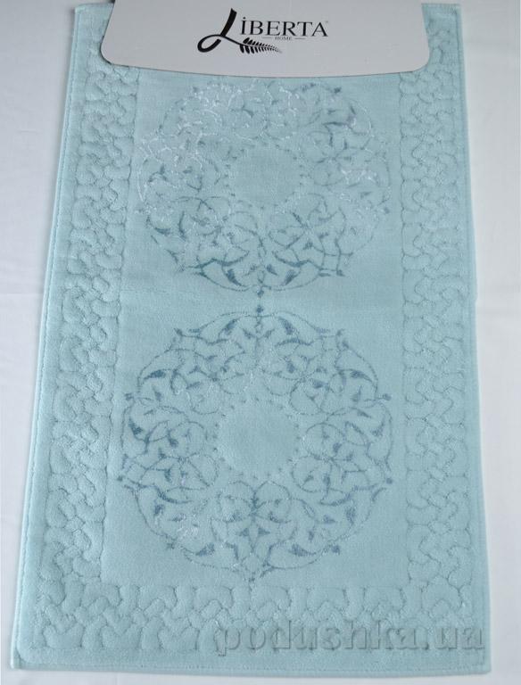 Набор ковриков в ванную Liberta Osmanli бирюзовый