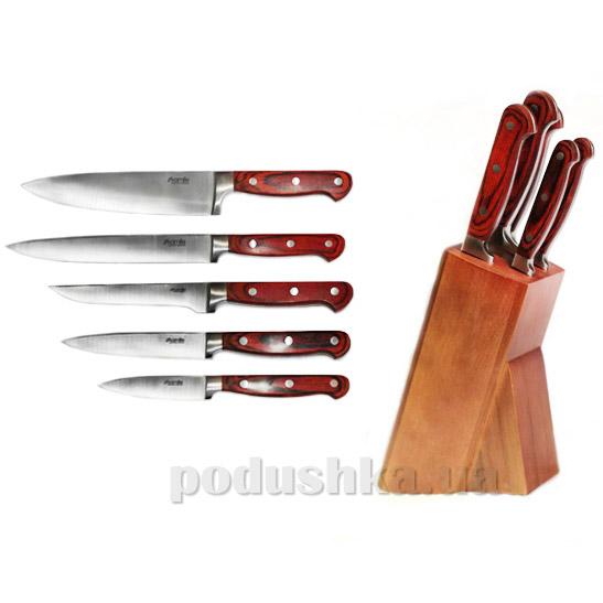 Набор кухонных ножей Kamille 5109