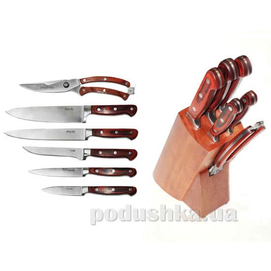 Набор кухонных ножей Kamille 5110