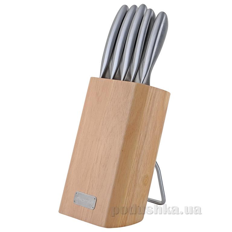Набор кухонных ножей Kamille 5133