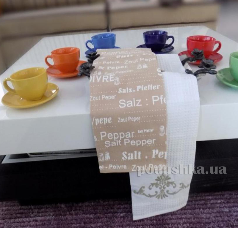 Набор кухонных полотенец 2 шт. Bella Donna 0007