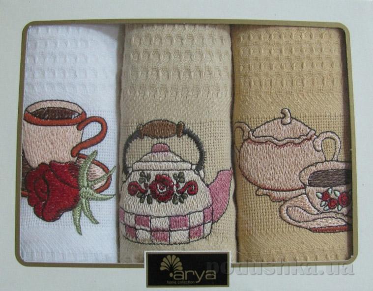 Набор кухонных полотенец Arya 1500118