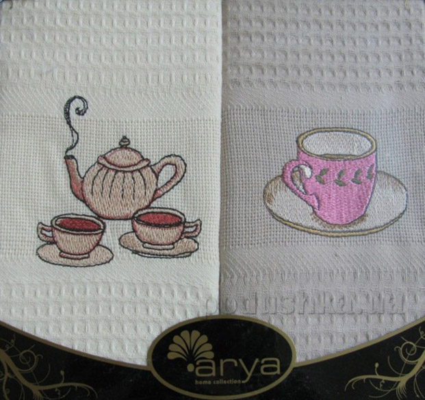 Набор кухонных полотенец Arya 1500119 50х70 см - 4 шт ARYA