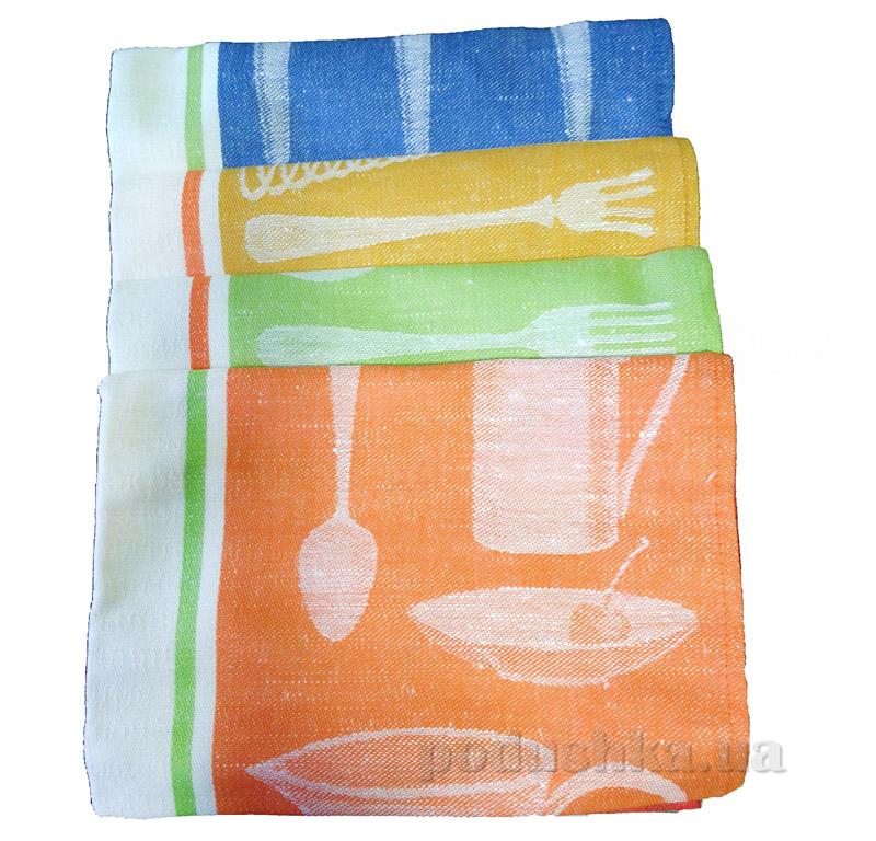 Набор кухонных полотенец Белорусский лен Гурман 12с364