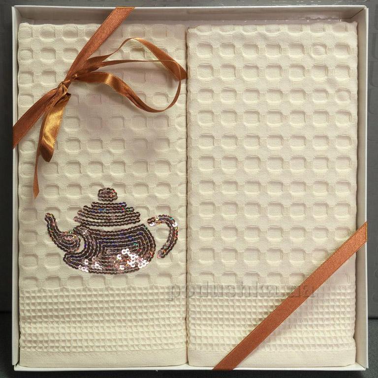 Набор кухонных полотенец Чайник, Issimo