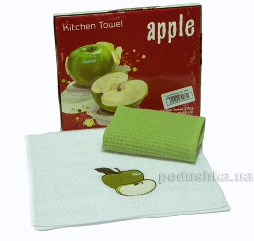 Набор кухонных полотенец Izzihome Gulcan Apple