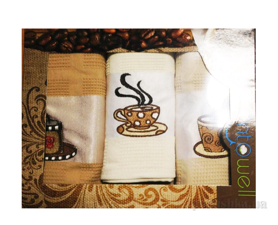 Набор кухонных полотенец Кофе Ontowell