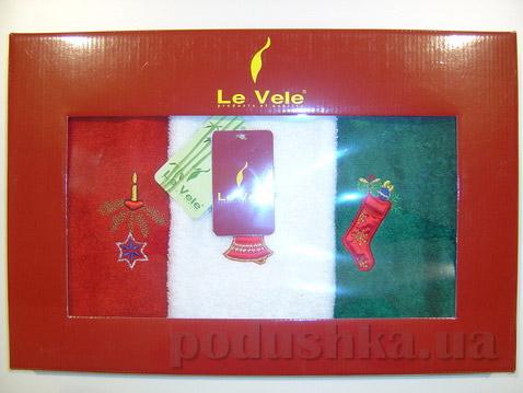 Набор кухонных полотенец Le Vele №1
