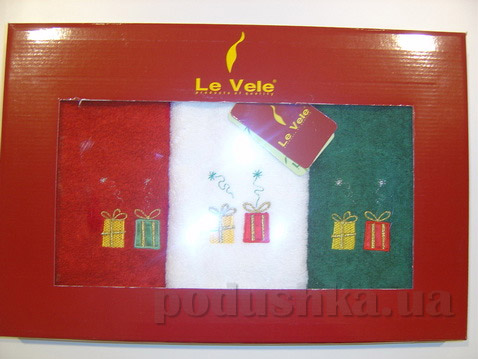 Набор кухонных полотенец Le Vele №5