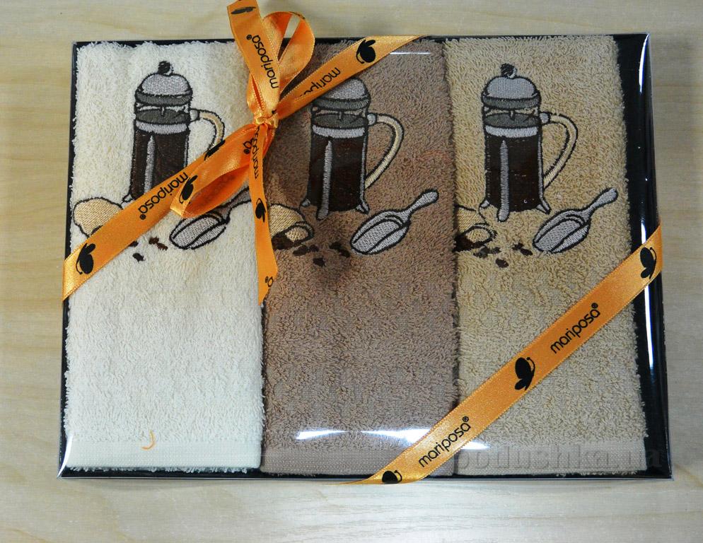Набор кухонных полотенец Mariposa 022 Кофеварка