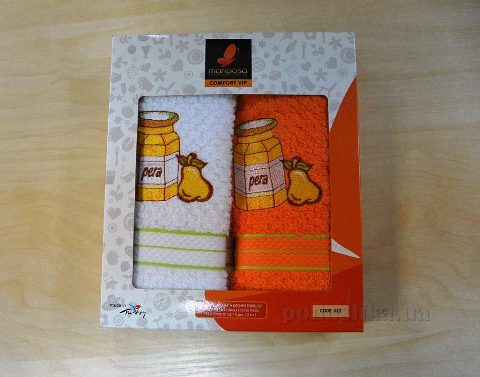 Набор кухонных полотенец Mariposa 023 Груша