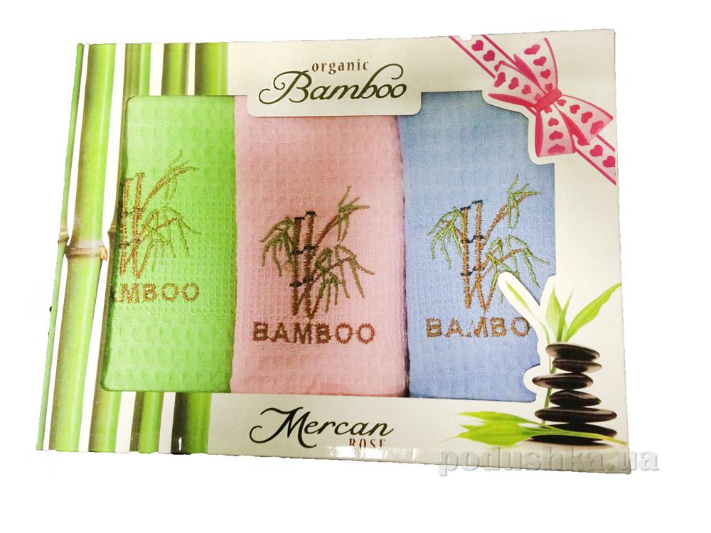 Набор кухонных полотенец Mercan Bamboo