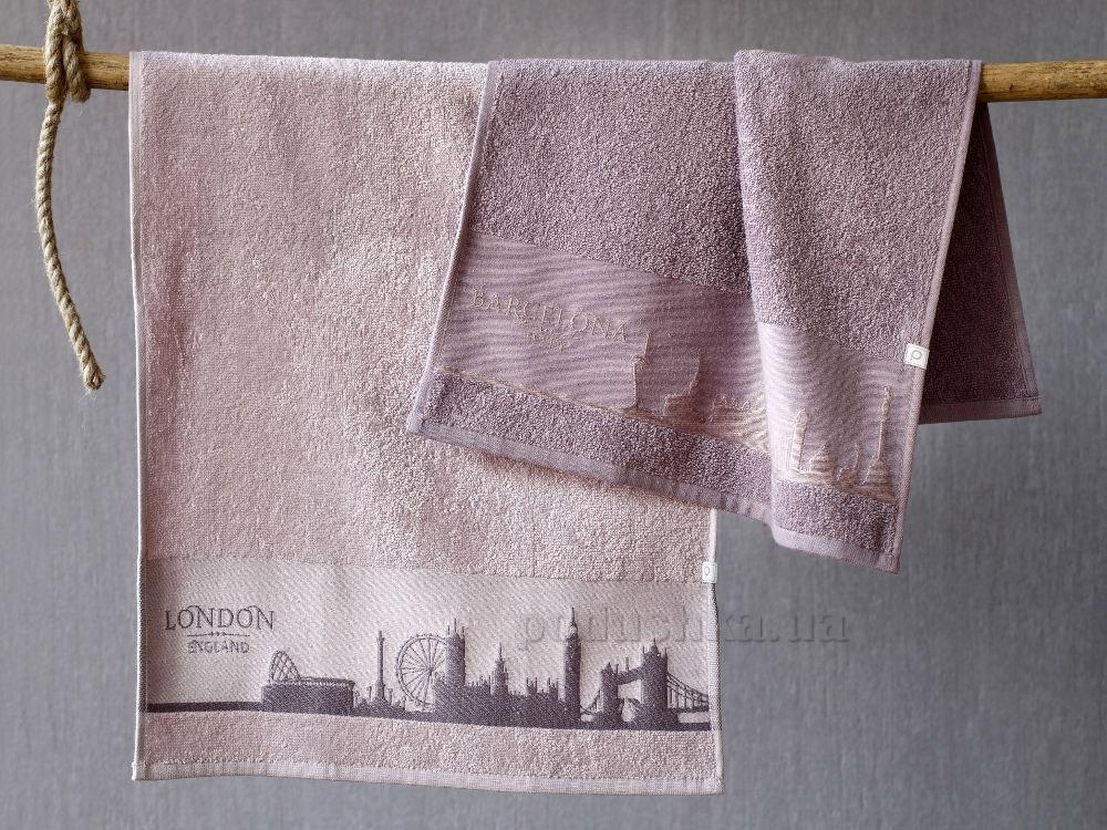 Набор кухонных полотенец Pavia Barselona-London