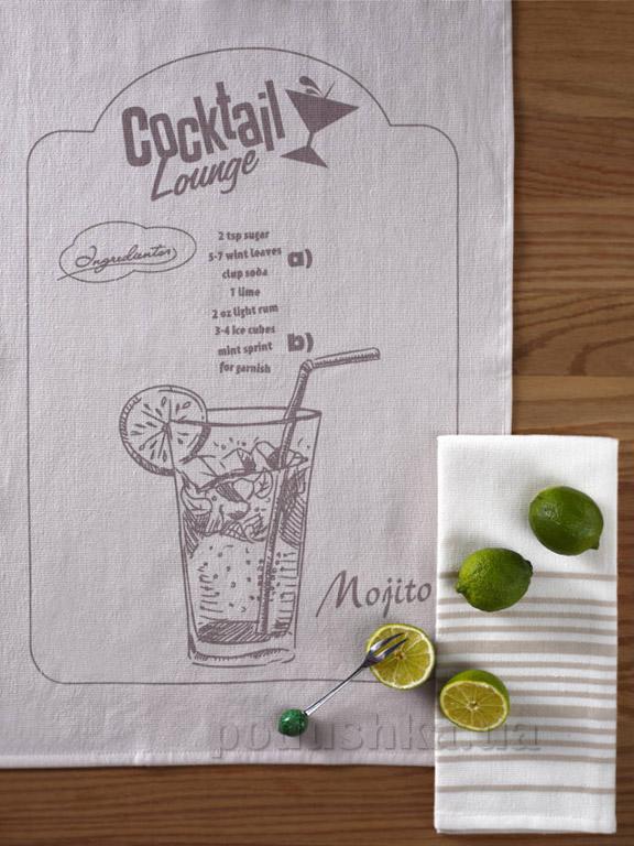 Набор кухонных полотенец Pavia Cocktail lounge Mojito