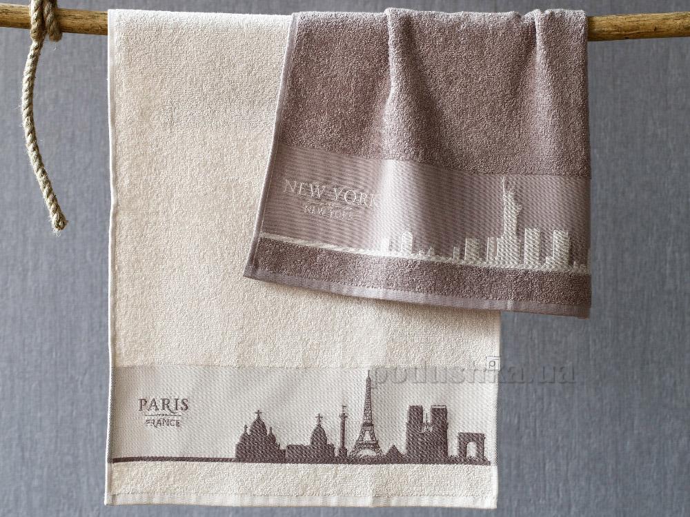 Набор кухонных полотенец Pavia Paris-New York