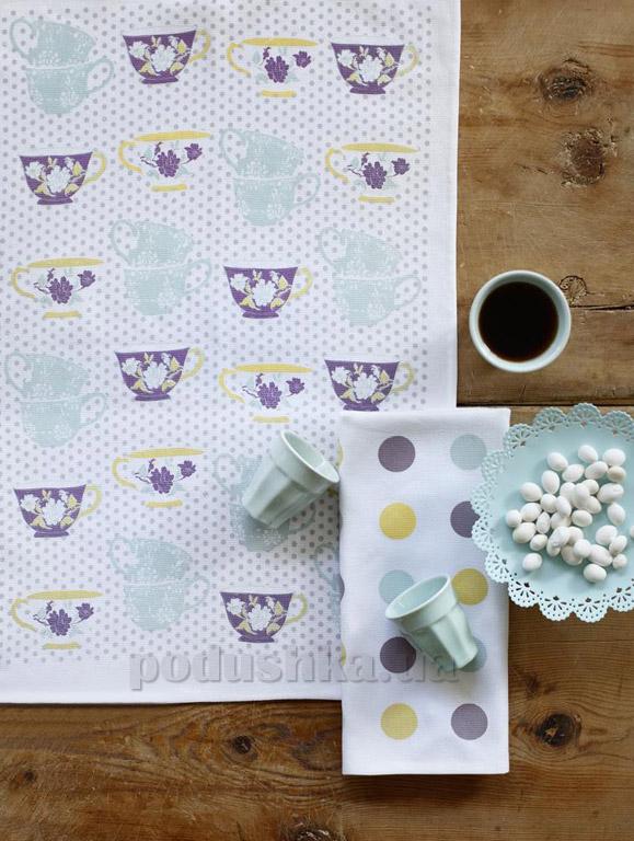 Набор кухонных полотенец Pavia Teacup