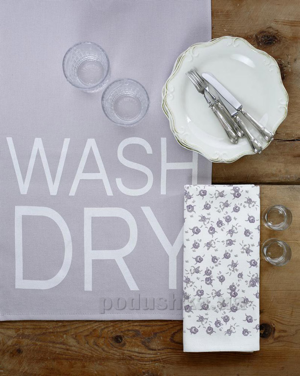 Набор кухонных полотенец Pavia Wash dry